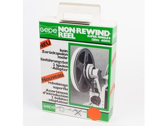 GePe Non-rewind wheel / Loop reel för super 8 mm smalfilm