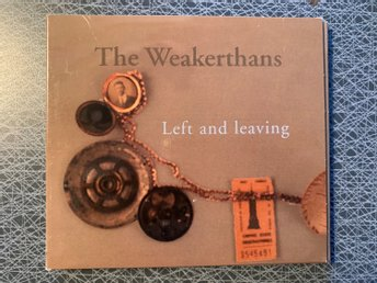 The Weakerthans - Left and leaving - CD - MNW