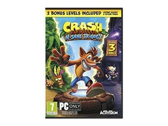 Crash Bandicoot trilogy pc
