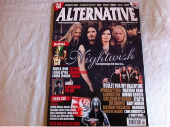 Alternative - Nightwish, Bullet For My Valentine, Dimmu Borgir, Machine Head