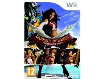 WII - Captain Morgane and the Golden Turtle