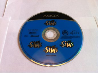 Xbox: The Sims