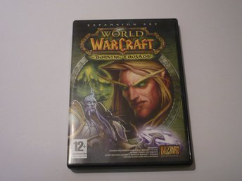 WORLD OF WARCRAFT BURNING CRUSADE EXPANSION SET