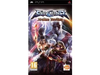 Soul Calibur Broken Destiny - Sony PSP - Varberg - Soul Calibur Broken Destiny - Sony PSP - Varberg