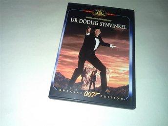 Ur dödlig synvinkel (Roger Moore) - James Bond - Ydre - Ur dödlig synvinkel (Roger Moore) - James Bond - Ydre