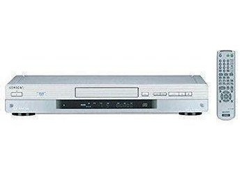 "SONY DVP-S435 DVD-CD MULTI Player ""Art Couture"" Design"