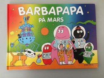Barbapapa på Mars, mycket fint skick! Barbapappa Tison & Taylor - Ekerö - Barbapapa på Mars, mycket fint skick! Barbapappa Tison & Taylor - Ekerö