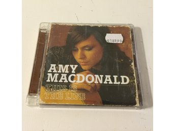 AMY MACDONALD - THIS IS THE LIFE. (CD)