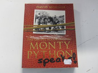 Speaks - Monty Python & David Morgan