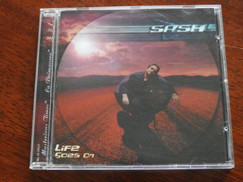 Sash - Life goes on CD 1998