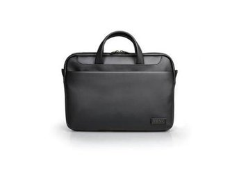 "PORT Designs 14""/15.6"" Zurich TL Simili-leather Notebook Case Black, 110301"