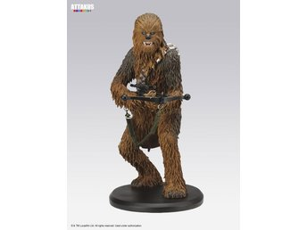 Star Wars Elite Collection ATTAKUS Statue Chewbacca 22 cm