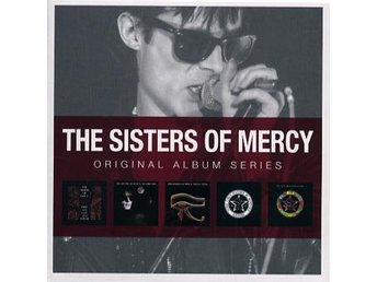 Sisters Of Mercy: Original album series 1985-93 (5 CD)