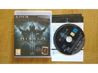 PlayStation 3/PS3: Diablo III + Reaper of Souls Ultimate Edition