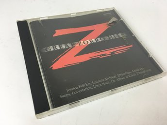 CD-skiva - Great Zorro Hits - 1998