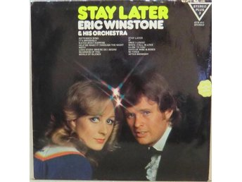 Eric Winstone & His Orchestra-Stay later / LP
