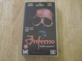 Inferno [ UK ] DARIO ARGENTO