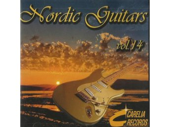 Nordic Guitars Vol. 14  CD-skiva
