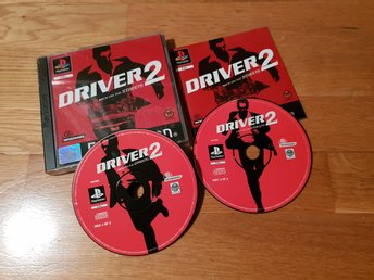 DRIVER 2 PS1 BEG