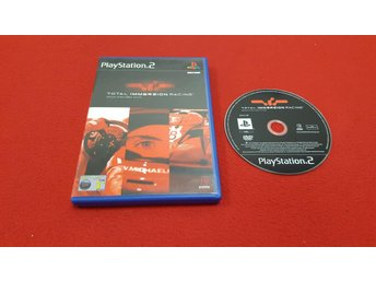 TOTAL IMMERSION RACING till Sony Playstation 2 PS2