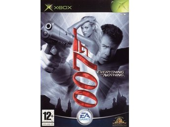 XBOX - 007: Everything or Nothing (Ej bok) (Beg)