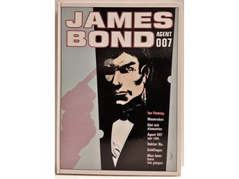 James Bond Agent 007 nyskick!