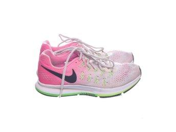 low priced e8bcf ae07d Nike, Träningsskor, Strl  37.5, Rosa Vit Grön