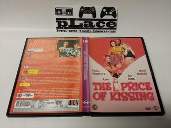 The Price Of Kissing DVD