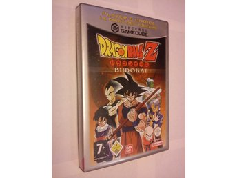 GC: Dragonball/Dragon Ball Z - Budokai - Komplett