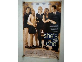 SHES THE ONE  Jennifer Aniston  ÅR 1996 70X100