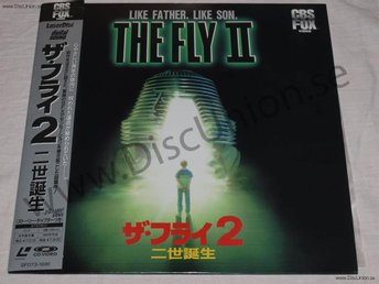 FLY, THE - 2 JAPAN LD