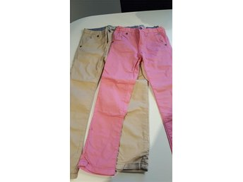 Hampton republic chinos rosa beiga