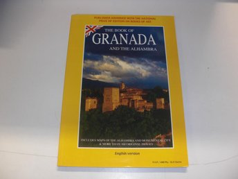 The Book of Granada and the Alhambra