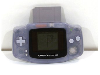 GBA Game Boy Advance konsol