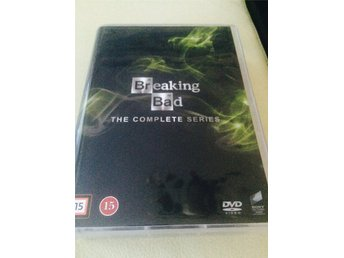 DVD- BOX, BREAKING BAD, THE COMPLETE SERIES, 21 DISCS