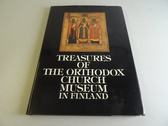 Treasures of the ortodox church museum in Finland
