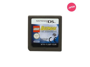 Lego Batman: The Video Game (Cart / DS)