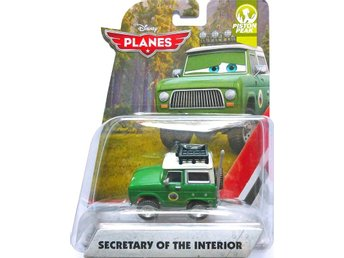 Secretary of the Interior - Disney Planes 2 Original Metal