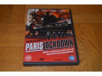 Crime Insiders - Paris Lockdown - 2007 - DVD