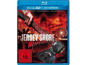 Jersey Shore Massacre.. (3D + 2D Version) Ny&Inplastad..