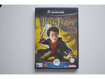 Harry Potter and the Chamber of Secrets till Nintendo Gamecube (och, kammare)