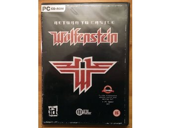 Return to Castle Wolfenstein (PC NY!)