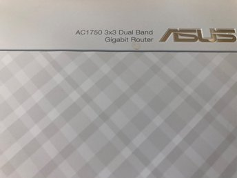 ASUS AC1750 router
