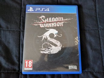Shadow Warrior- PS4