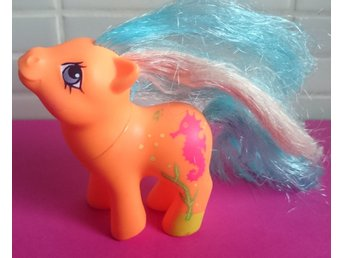 My little pony Seaside Baby Splish Hasbro 84