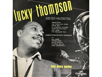 Lucky Thompson and his orchestra - LP