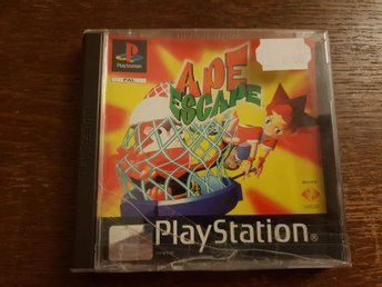 APE ESCAPE PS1