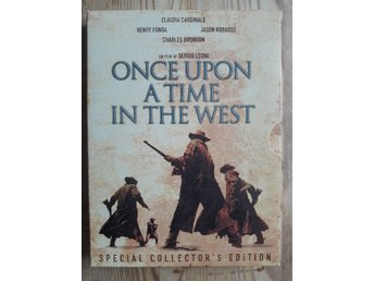 Once Upon a Time in the West - Sergio Leone - Special Collector's Edition 2 disc
