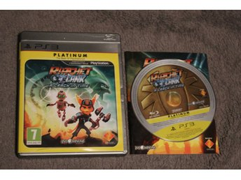 Ratchet and Clank a Crack in Time - Playstation 3