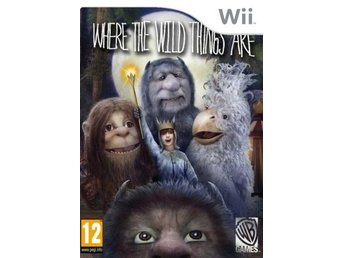 Where The Wild Things Are - Wii - Komplett